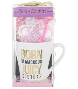 Juicy Couture Ceramic Mug Set NEW